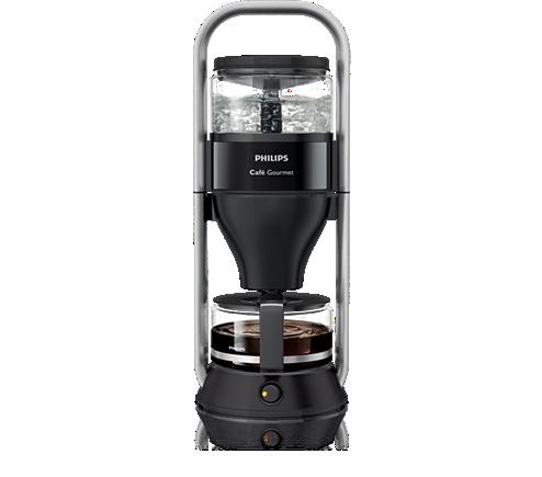 caf gourmet kaffeemaschine hd5407 69 philips. Black Bedroom Furniture Sets. Home Design Ideas