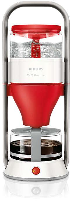 Вкусът на ръчно приготвено филтърно кафе от 1988 г.