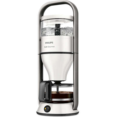 Mit Einzigartigem Direkt Bruh Prinzip Kaffeemaschine Hd5408 10