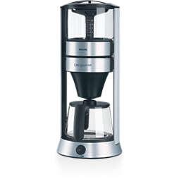 Aluminium Collection Kaffemaskine