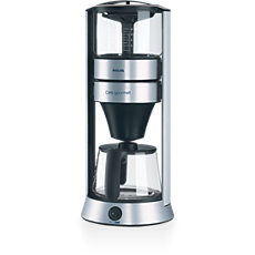 HD5410/00 Aluminium Collection Coffee maker