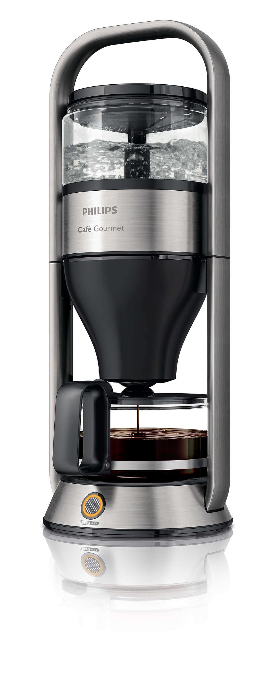 Smaken av välbryggt filterkaffe, sedan 1988