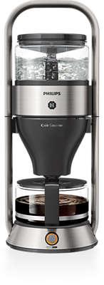 café gourmet koffiezetapparaat hd541400  philips ~ Kaffeemaschine Philips