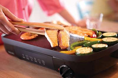 plancha grill philips hd6320/20