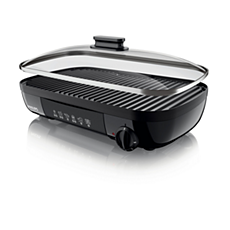 HD6322/20 -   Viva Collection Table grill