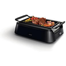 HD6371/94 Avance Collection Indoor Grill