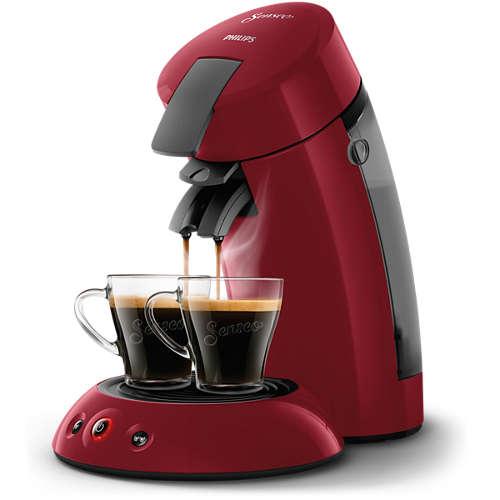 Original Koffiezetapparaat