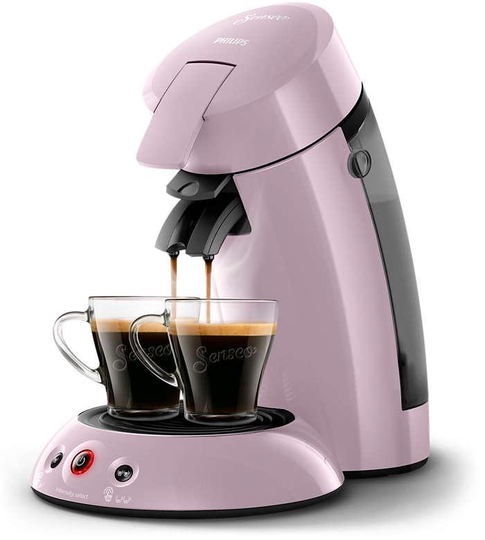 Descubre una experiencia de café más intensa