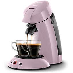 SENSEO® Original Cafetera de monodosis de café