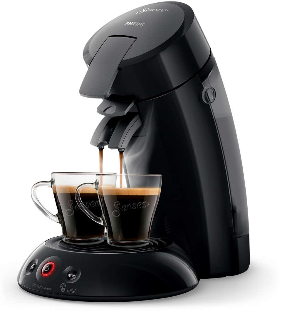 Découvrez une expérience café encore plus intense