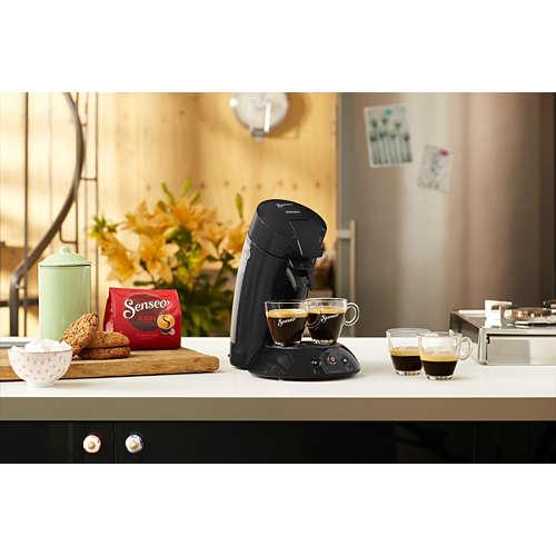 Original VOLKS-SENSEO VOLKS-SENSEO Kaffeepadmaschine