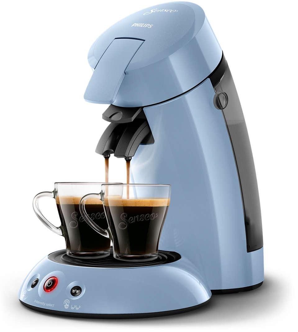 Ontdek een intensere koffie-ervaring