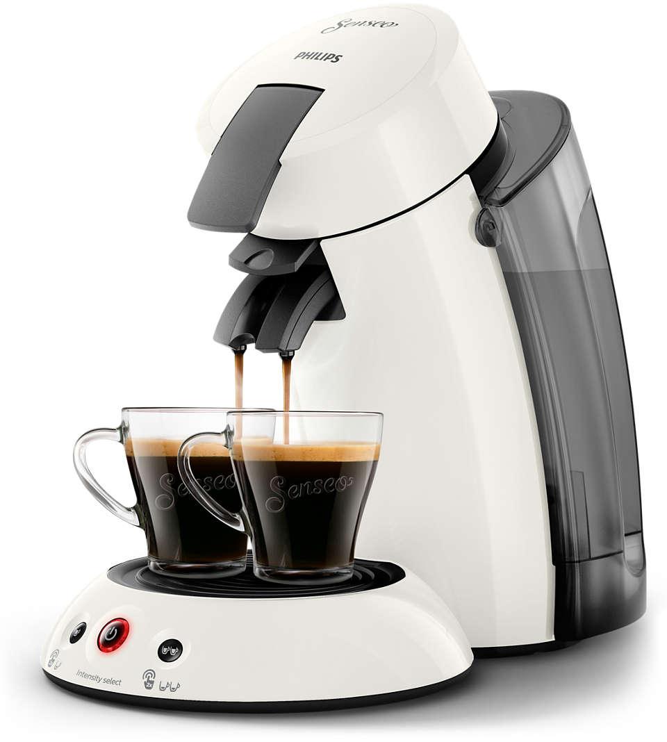 Descubra uma experiência de café mais intensa