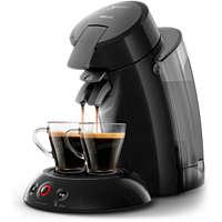 Cafetera de monodosis de café SENSEO con tecnología Coffee Boost