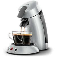 Machine à café à dosettes, technologie SENSEO® Booster d'arômes