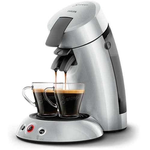 Original Machine à café à dosettes
