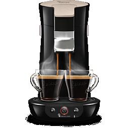 SENSEO® Viva Café Eco Machine à café à dosettes