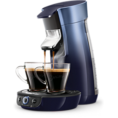 HD6566/60 SENSEO® Viva Café Machine à café à dosettes