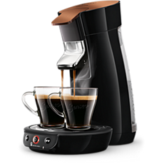 HD6569/90 SENSEO® Viva Café Machine à café à dosettes