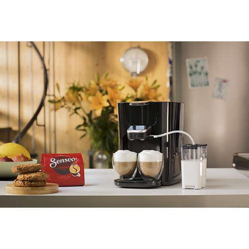 Latte Duo Plus Koffiezetapparaat