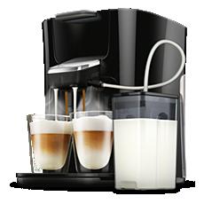 HD6570/60 SENSEO® Latte Duo Plus Kaffeepadmaschine