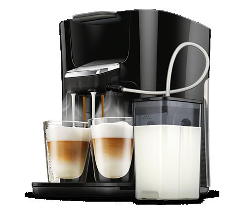 Latte Duo Plus Kaffeepadmaschine HD6570 60