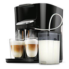 HD6570/60 SENSEO® Latte Duo Plus Machine à café à dosettes