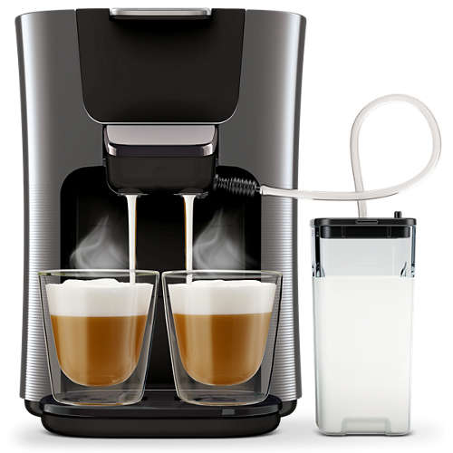 Latte Duo Plus Koffiezetapparaat