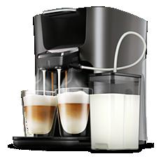HD6574/50R1 Latte Duo Plus Kaffeepadmaschine (generalüberholt)