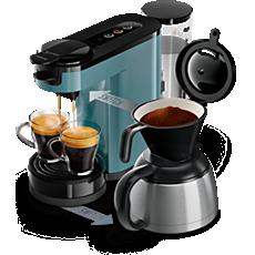 HD6591/40 SENSEO® Switch Machine à café à dosettes et filtre