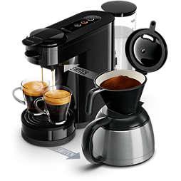 SENSEO® Switch Kapsli ja filtriga kohvimasin