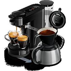 HD6592/61 SENSEO® Switch Machine à café à dosettes et filtre