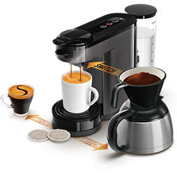 SENSEO® Switch 3in1 Kaffemaskine Base
