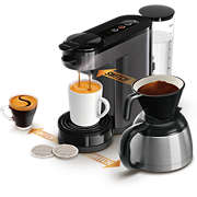 SENSEO® Switch 3in1 Kaffetrakter Base
