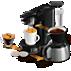 SENSEO® Switch 3in1 Kaffetrakter Base+ Svart