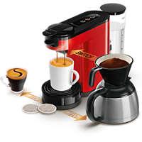 Switch 3-in-1 Pude- og filterkaffemaskine