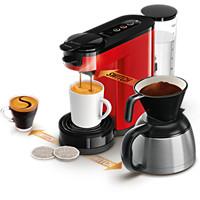 Switch 3in1 Kaffebryggare Base+ Röd
