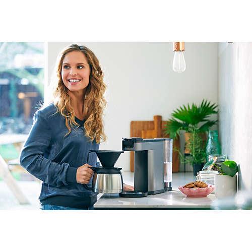 Switch Premium 2-in-1 Brühtechnologie