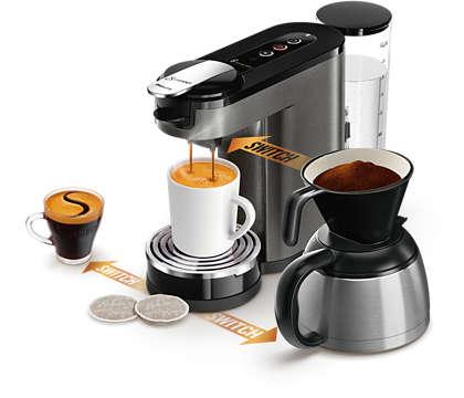 Une tasse, un mug ou une verseuse à partager