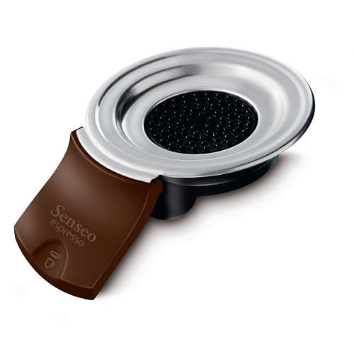 Espresso-padhouder