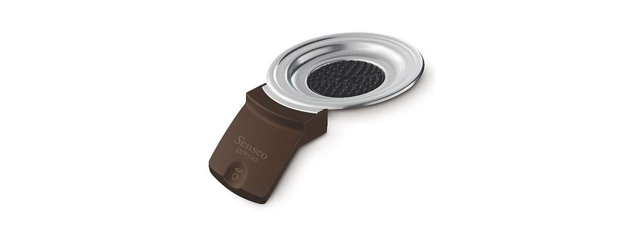 espresso padhalter hd7002 00 senseo. Black Bedroom Furniture Sets. Home Design Ideas
