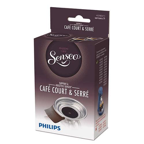 Support à dosette Espresso