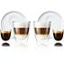 Saeco Kávové sklenice
