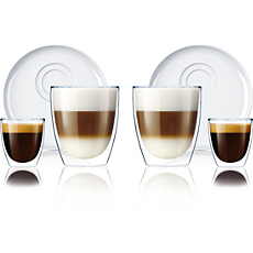 HD7015/00 - Philips Saeco  Verres à café