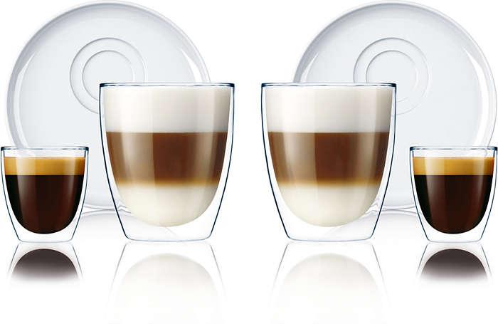 De perfecte smaak voor ware koffieliefhebbers