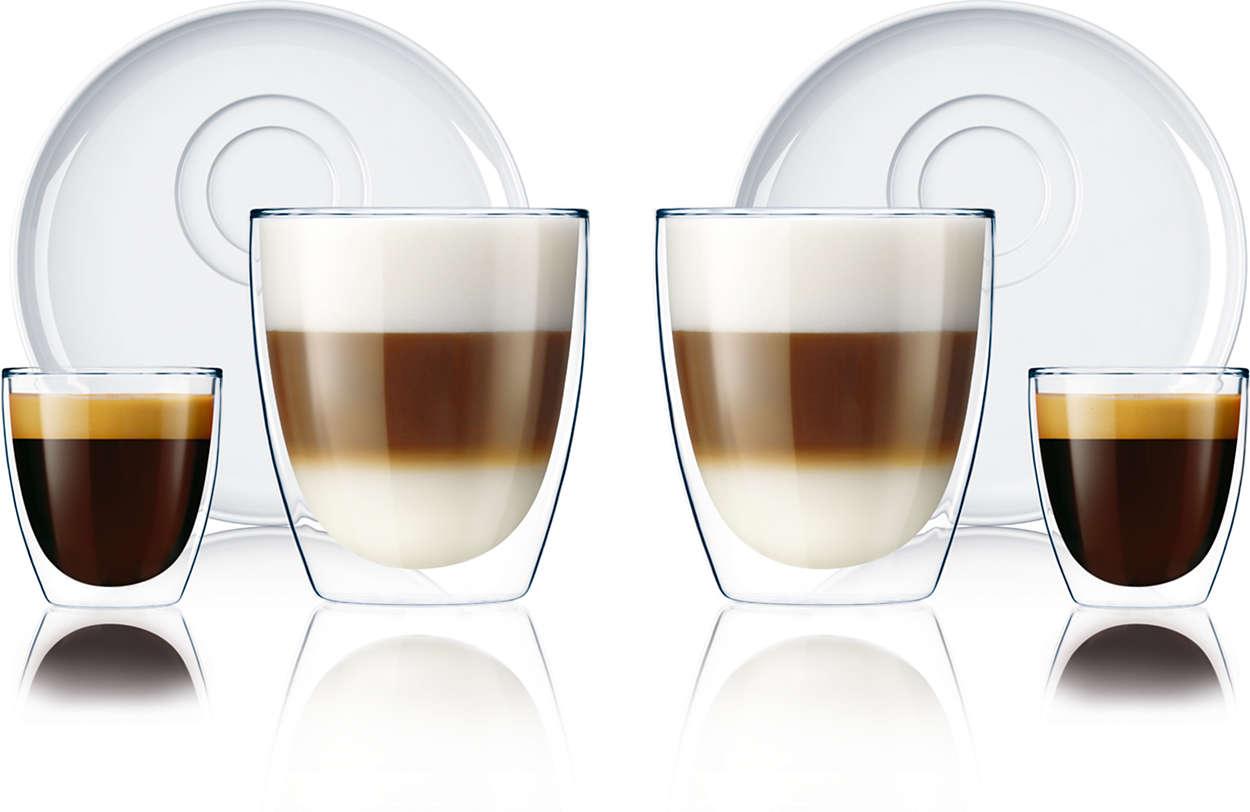 Dokonalá chuť pre skutočných milovníkov kávy