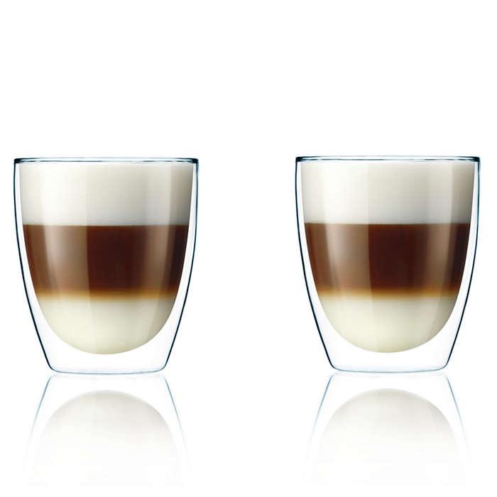 Préserve parfaitement votre machine espresso Saeco
