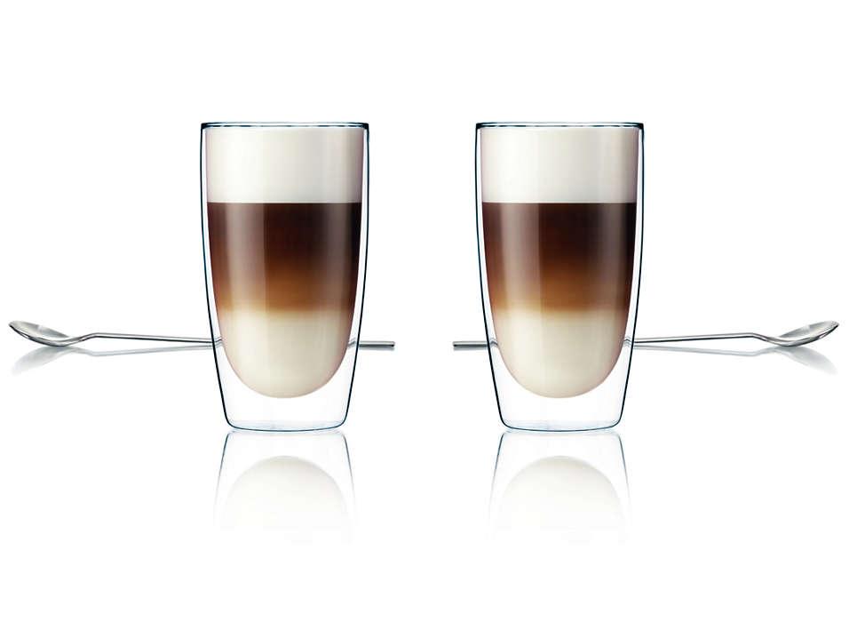 Perfekter Geschmack für echte Kaffeeliebhaber