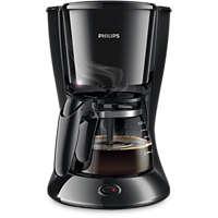 Med glaskanna Kompakt design (0,6 liter) Kaffebryggare
