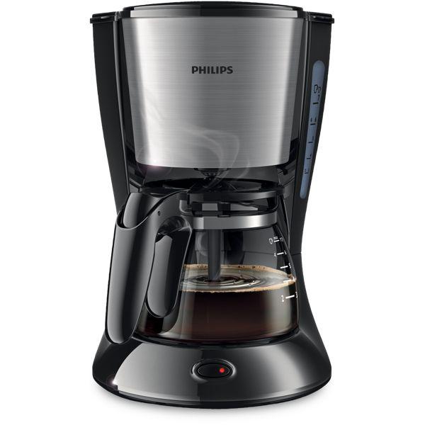 Philips HD7435/20 Daily Collection - Kávovar Se Skleněnou Konvicí - HD7435/20